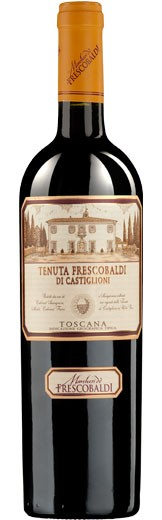 Enjoy this Italian blend with roast pork or beef. Photo courtesy of Frescobaldi.
