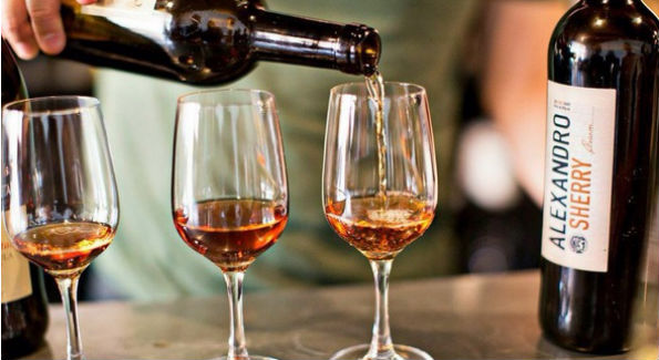 Head to Mockingbird Hill on February 14 for a Sherry pairing dinner. (Photo courtesy Mockingbird Hill)