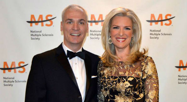 Neil and Janice Dean at the 2014 Ambassadors Ball