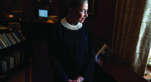 Justice Ruth Bader Ginsberg will perform on July 11 at The Castleton Festival. (Photo by Charles Dharapak)
