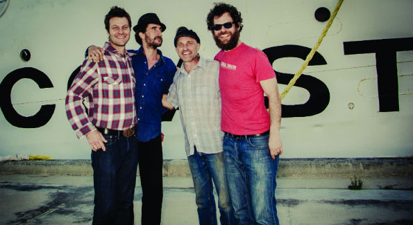 The Hackensaw Boys will perform July 23 at AMP (Courtesy photo)