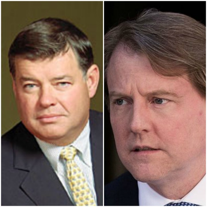 Stephen Brogan and Don McGahn