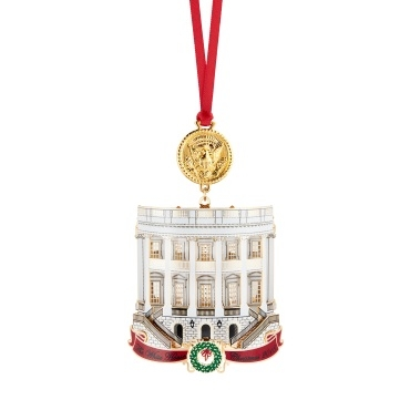 Official 2018 White House Christmas Ornament ($ 22.95)