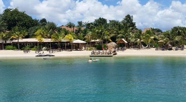 Baoase Luxury Resort Is Curacaos Only Five Star Photo Credit Kelly Magyarics
