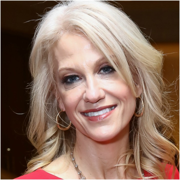 Kellyanne and George T. Conway III