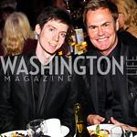 Photo by Tony Powell. Jason Crighton, Bruce Bastian. 14th Annual HRC Dinner. October 9, 2010