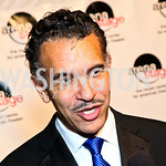 Photo by Tony Powell. Broadway Star Brian Stokes Mitchell. Arena Stage Opening Gala Celebration. Mead Center. October 25, 2010