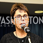 Photo by Tony Powell. World TeamTennis CEO/Commissioner Ilana Kloss. WTT VIP Reception with Elton John. Bender Arena. November 15, 2010