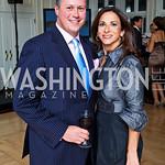 Photo by Tony Powell. David and Lorin Keuhner. Wings of Hope Gala. Trump Golf Club. November 6, 2010