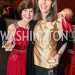 Deborah Warren, Eva Caldera. National Medal of Arts and Humanities Dinner. National Museum of the American Indian. February 12, 2012. Photo by Alfredo Flores