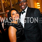 Robyn and André Wells. Kennedy Center Spring Gala. Photo by Tony Powell. April 3, 2011