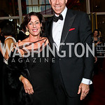 Beth Wilkinson and David Gregory. Kennedy Center Spring Gala. Photo by Tony Powell. April 3, 2011