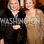 Gilan Corn, Mary Mochary. Kennedy Center Spring Gala. Photo by Tony Powell. April 3, 2011