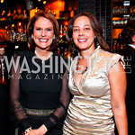 CNN Senior Political Analyst Gloria Borger, Janelle Rodriguez. CNN Congressional Correspondent's Dinner After Party. Photo by Tony Powell. Lincoln. March 30, 2011