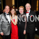 Shawn McLaughlin,Cassie McLaughlin,Fran Redmon,Gant Redmon,December 19,2011,Choral Arts Gala,Kyle Samperton