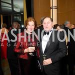 Ambassador Elena Petrova,George Petrova,December 19,2011,Choral Arts Gala,Kyle Samperton