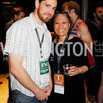 Theo Rigby,Jade Wu,ESPN Party at SilverDocs,June 24,2011,Kyle Samperton