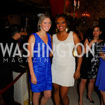 Andrea Szempruch,Chinyere Hubard,Events DC Launch Event At SAX Restaurant,June 22,2011,Kyle Samperton
