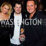 Margaret Howell,Brendan Kownacki,Matthew Davis,Events DC Launch Event At SAX Restaurant,June 22,2011,Kyle Samperton