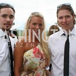 Marcus Johansson, Gabriella Hahn & Nicklas Backstrom