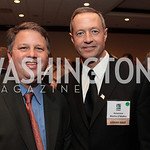 John Arundel, Maryland Governor Martin O'Malley. National Wildlife Federation's 75th Anniversary Gala honoring Robert Redford at Hyatt Regency Capital Hill. Photo by Alfredo Flores. April  ...