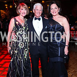 Julie and Mike Connors, Grace Bender. Photo by Tony Powell. Opera Ball. Embassy of China. May 7, 2011