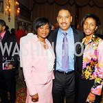 Johnine Barnes,J.R.Clark,Michelle Rhodes Brown,Pink Tie Party,March 23,2011,Kyle Samperton