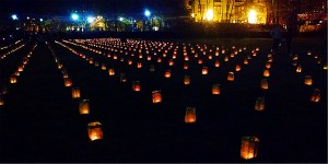 Illuminate the city at Lights of Freedom on April 16th