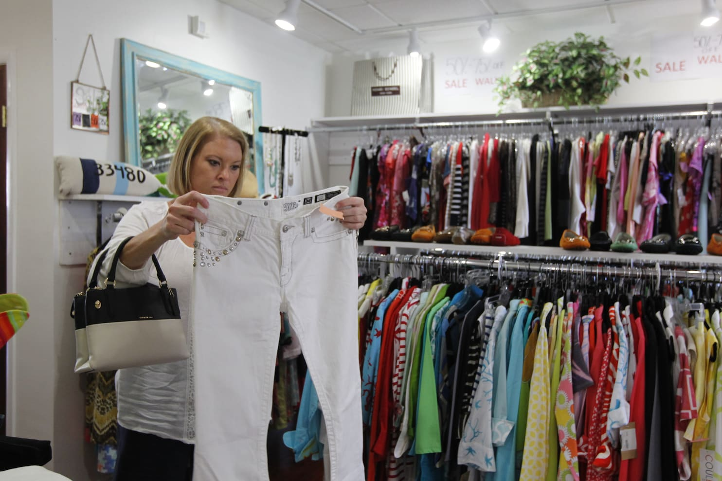 Thrift Store Manager Cover Letter In Palm Beach County Secondhand Designer Clothes Are As Good As