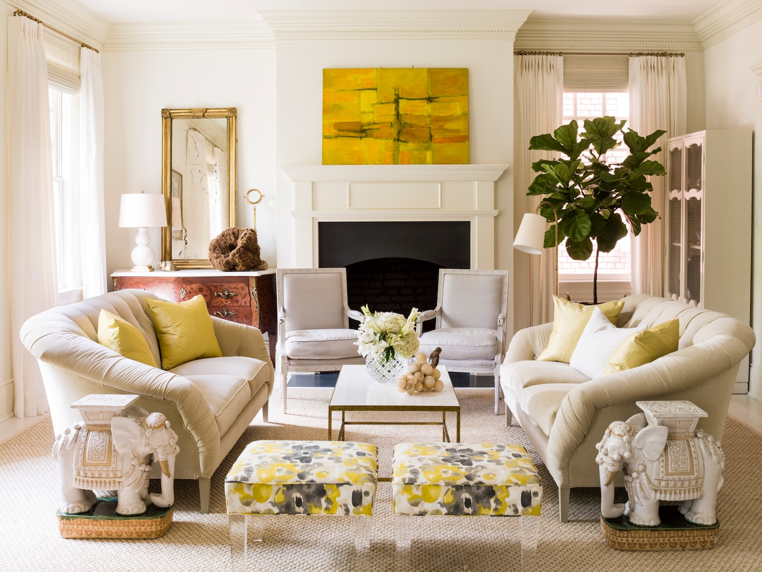 The Right Whites: Picking Neutral Paint Colors For Both