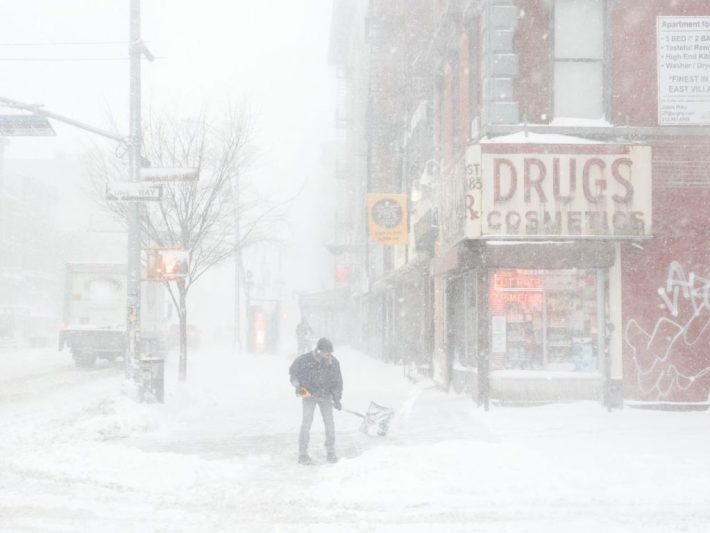 Snowstorm Delays Are Over- Vaccine Manufacturers To Deliver More Vaccines Soon.