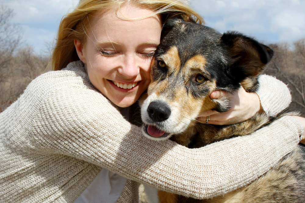 Research Shows That Dog Therapy Helps In Releasing Stress Of Young People