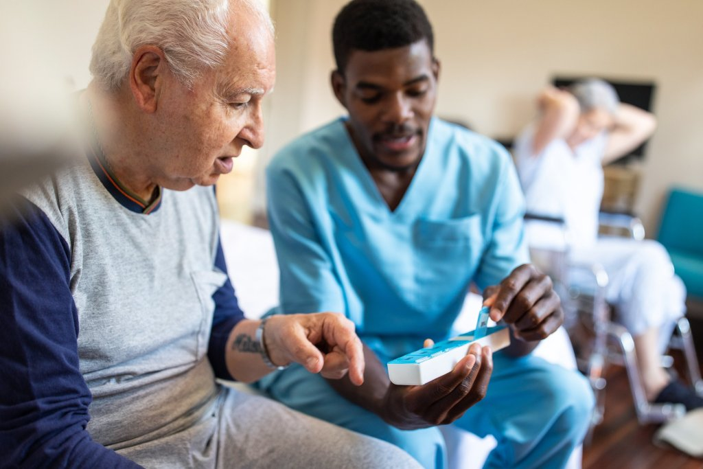 1 In 3 Elderly Caregivers May Be Unscreened