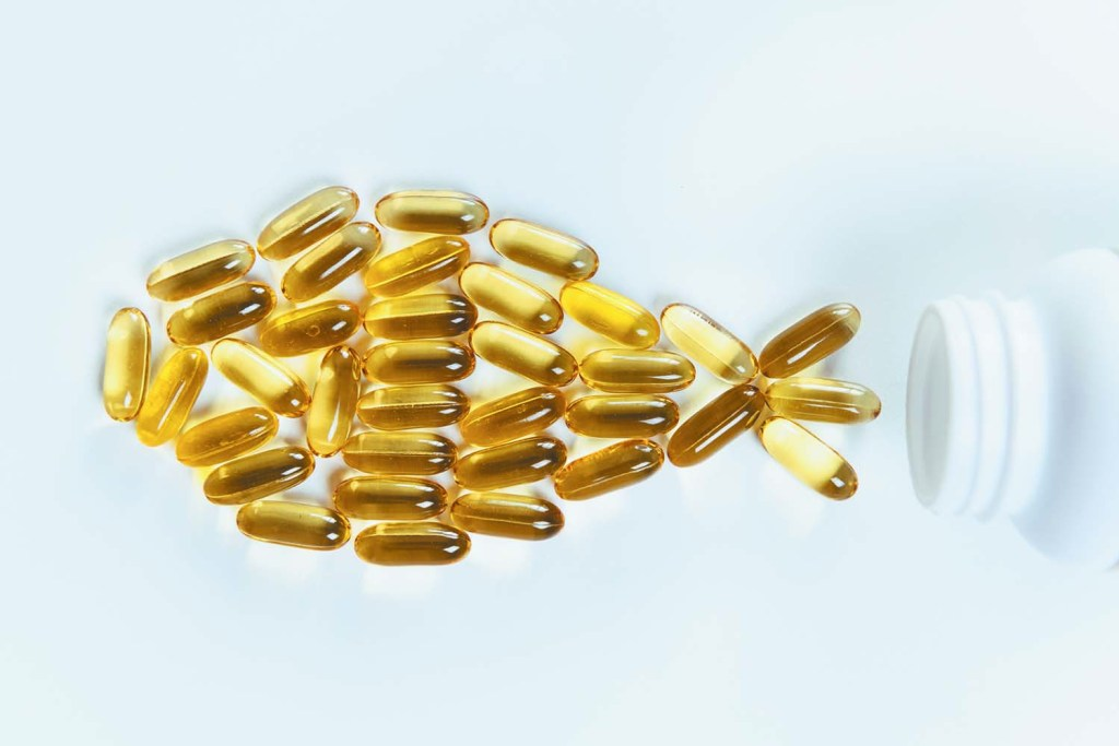 Fish Oil Supplements May Help With Depression, According To Some Research