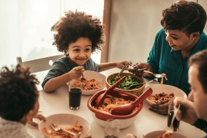 Do You Have A Child Who Eats Quickly or Slowly? Personality Can Reveal A Lot