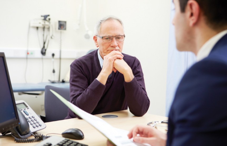Low-Risk Prostate Cancer Is Better Monitored Than Treated