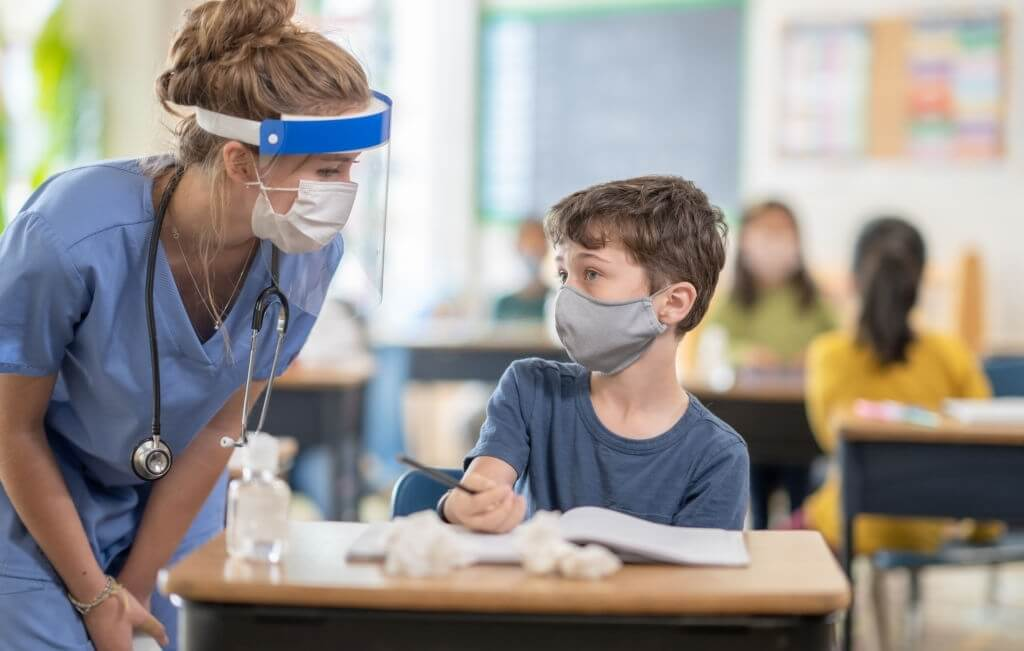 The Lack Of School Nurses In The US Persists