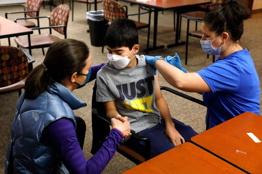 The US Backs The California Governor For Vaccination Drive For School Children