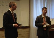 Assistants - Elder Christensen & Elder Luczak