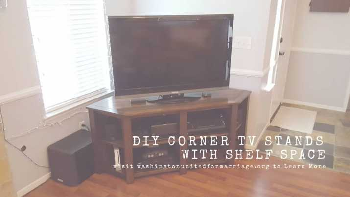 20 Diy Tv Stand Ideas To Spice Up Your Watching Experience