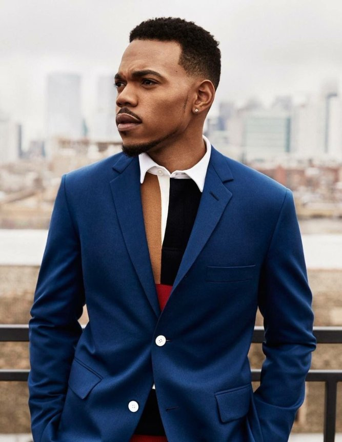 chance the rapper angels