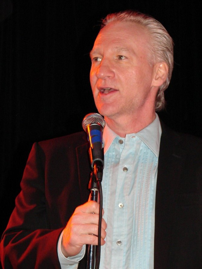 bill maher celebrity net worth