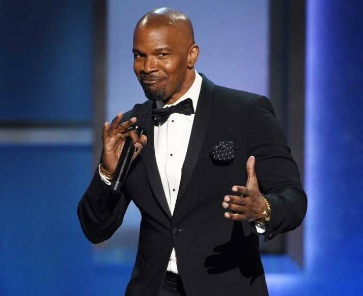 jamie foxx awards