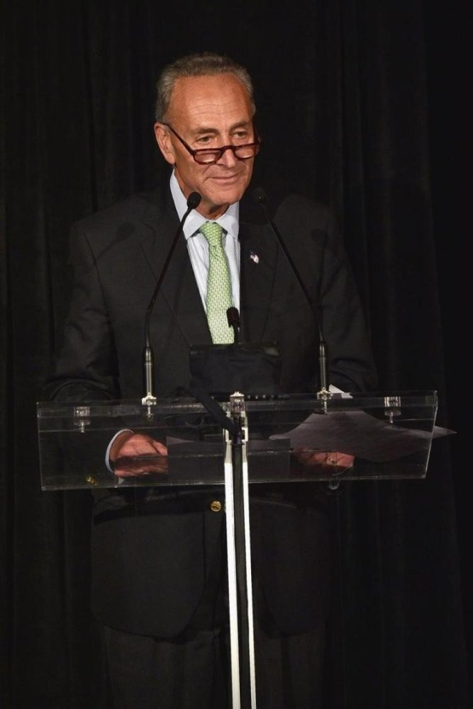 chuck schumer birthday