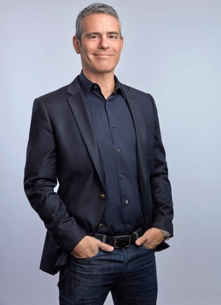 andy cohen commercial