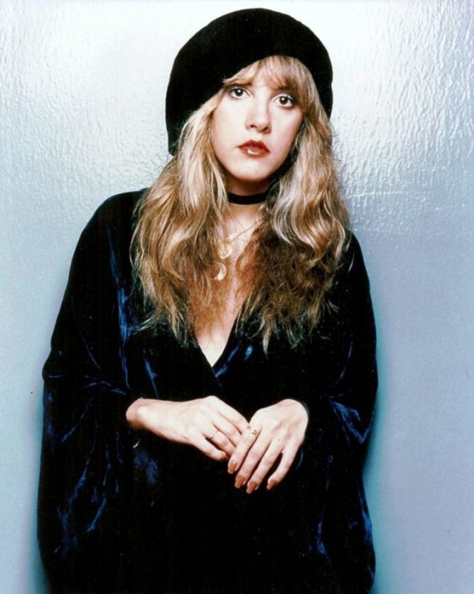 a picture of stevie nicks