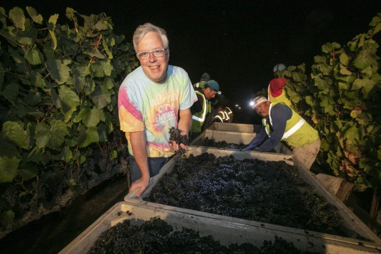 The Reincarnation of Pinot Noir: Adam Lee's Clarice Project