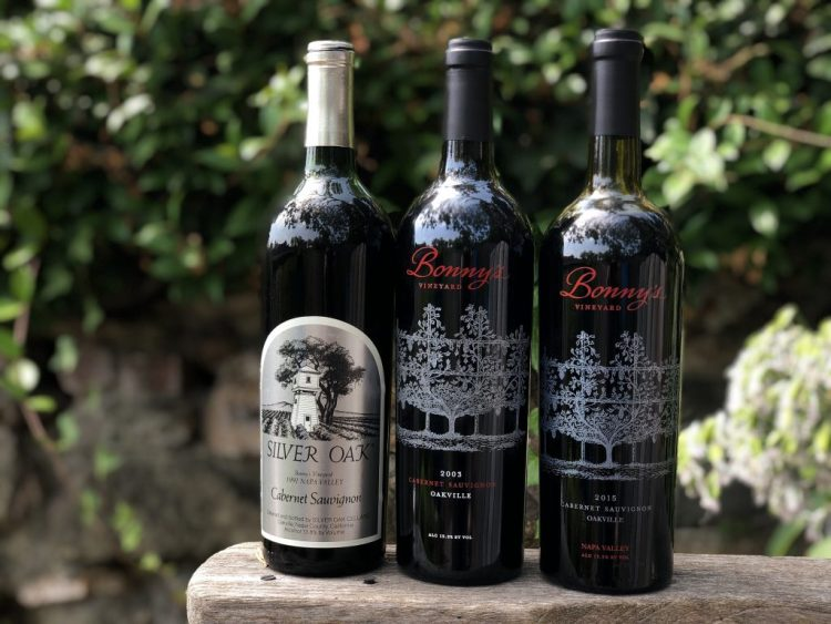 Napa History in Three Acres and Three Vintages