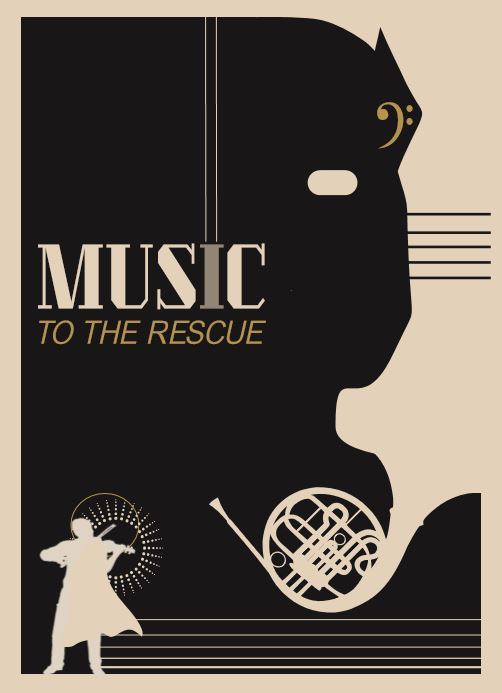 Music to the Rescue!