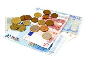 Geldscheine und Münzen - CC0 Creative Commons - pixabay.com